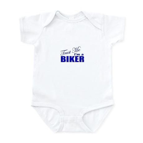 Trust Me I'm a Biker Infant Bodysuit
