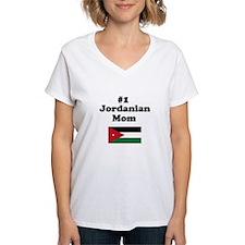 #1 Jordanian Mom Shirt