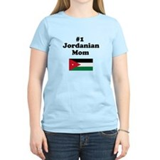#1 Jordanian Mom T-Shirt