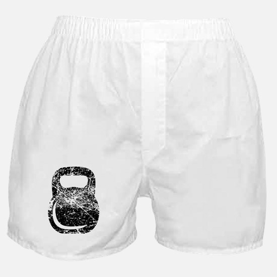 Distressed Kettlebell Boxer Shorts