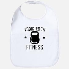 Addicted To Fitness Kettlebell Bib