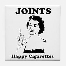 Joints Tile Coaster