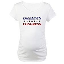 DASHAWN for congress Shirt