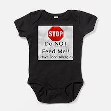 Food Baby Bodysuit