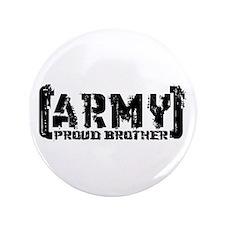 "Proud Army Bro - Tatterd Style 3.5"" Button"