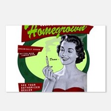 CA Homegrown Postcards (Package of 8)