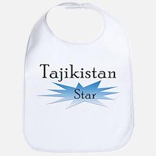 Tajikistan Star Bib