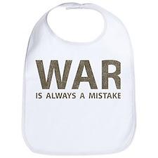 Anti-War Bib