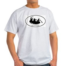 White Water Rafting (euro-whi T-Shirt