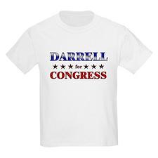 DARRELL for congress T-Shirt
