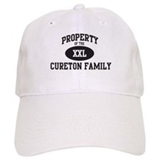 Property of Cureton Family Baseball Cap