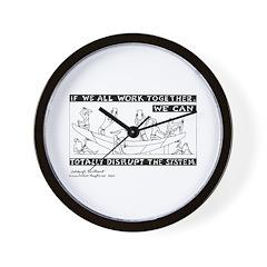 260 Wall Clock