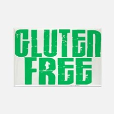 Gluten Free 1.1 (Mint) Rectangle Magnet (10 pack)