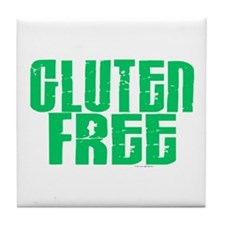 Gluten Free 1.1 (Mint) Tile Coaster