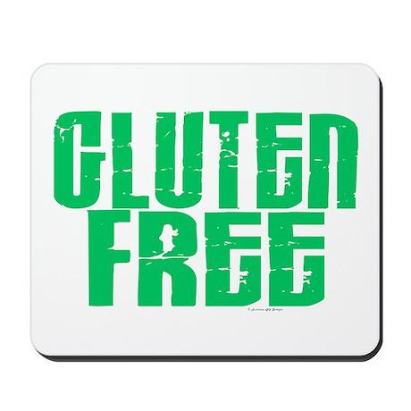 Gluten Free 1.1 (Mint) Mousepad