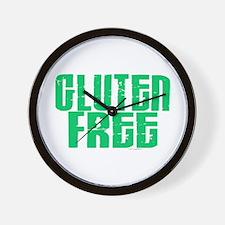 Gluten Free 1.1 (Mint) Wall Clock