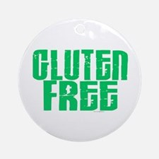 Gluten Free 1.1 (Mint) Ornament (Round)