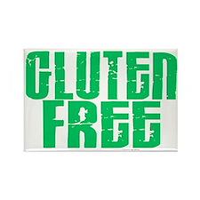 Gluten Free 1.1 (Mint) Rectangle Magnet