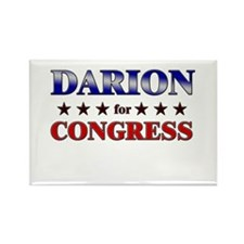 DARION for congress Rectangle Magnet