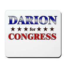 DARION for congress Mousepad