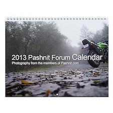 Pashnit Forum Calendar - X (med)