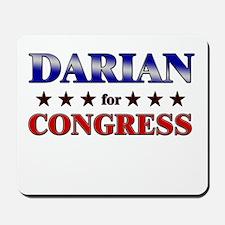 DARIAN for congress Mousepad