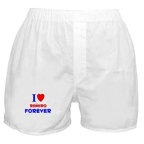 I Love Ramiro Forever - Boxer Shorts