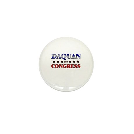 DAQUAN for congress Mini Button (10 pack)