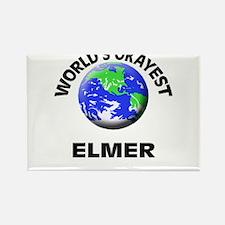 World's Okayest Elmer Magnets