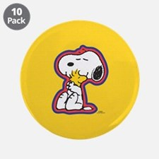 """Peanuts Flair Snoopy 3.5"""" Button (10 pack)"""