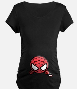 Spider-Man Peeking T-Shirt
