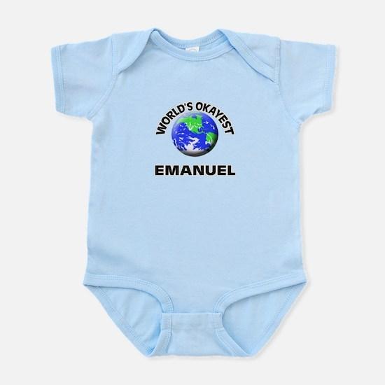 World's Okayest Emanuel Body Suit