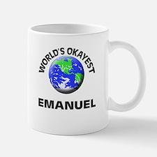 World's Okayest Emanuel Mugs