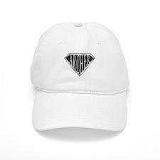 SuperArcher(metal) Baseball Cap