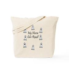 Dressage Arena Letters. Horse Tote Bag