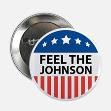 "Feel The Johnson 2.25"" Button"