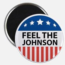Feel The Johnson Magnets
