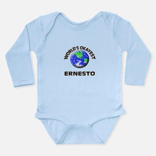 World's Okayest Ernesto Body Suit