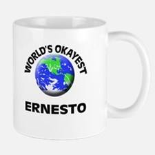 World's Okayest Ernesto Mugs