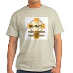 24/7 Christian Ash Grey T-Shirt