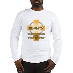 24/7 Christian Long Sleeve T-Shirt