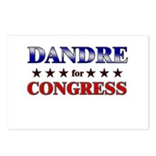DANDRE for congress Postcards (Package of 8)