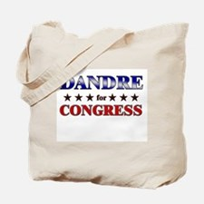 DANDRE for congress Tote Bag
