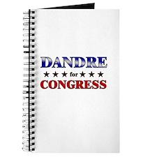 DANDRE for congress Journal