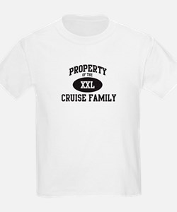 Property of Cruise Family T-Shirt