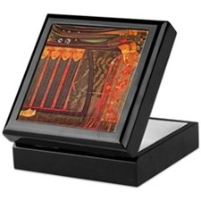 Charles Rennie Macintosh Keepsake Box