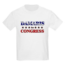 DAMARIS for congress T-Shirt