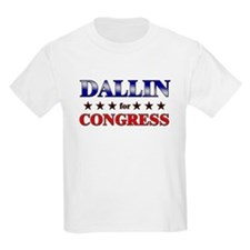 DALLIN for congress T-Shirt