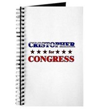 CRISTOPHER for congress Journal