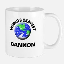 World's Okayest Gannon Mugs